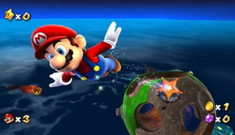 Super Mario Galaxy - HeadStuff.org