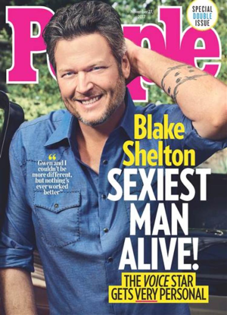 Blake Shelton - HeadStuff.org