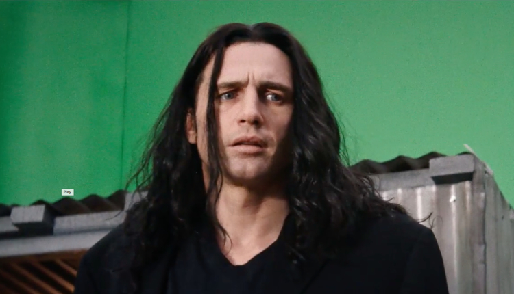 James Franco as Tommy Wiseau in The Disaster Artist. - HeadStuff.org
