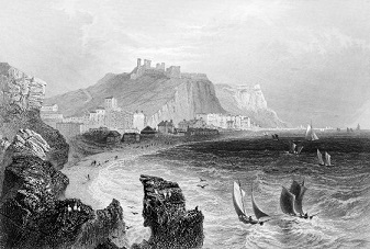 Hastings in 1840 - headstuff.org