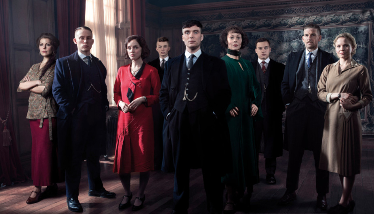 The Peaky Blinders Season 4 Finale airs on BBC 2 on Wednesday. - HeadStuff.org