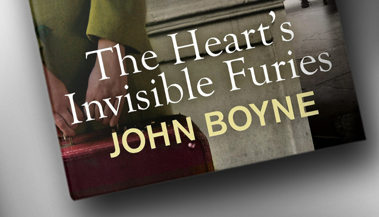 John Boyne's The Heart's Invisible Furies