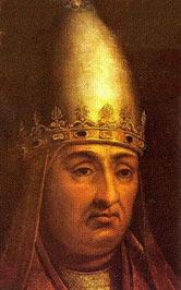 Benedetto Caetani, aka Pope Boniface VII - headstuff.org