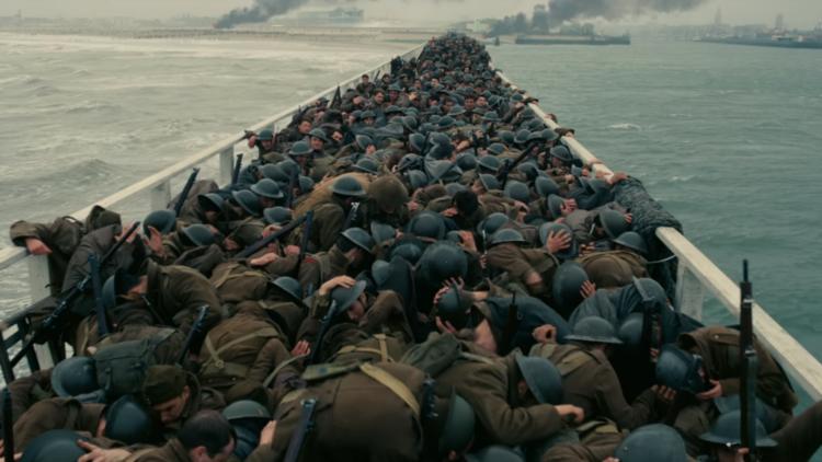 Dunkirk Best Movies of 2017 - HeadStuff.org