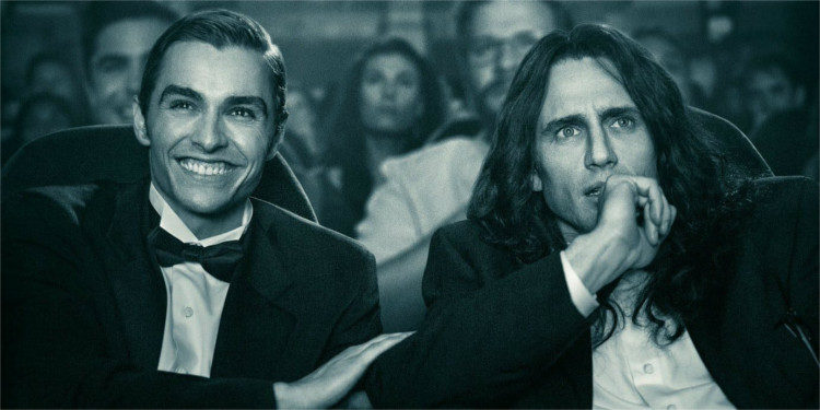 The Disaster Artist Best Movies of 2017 - HeadStuff.org