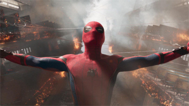 Spider-Man Homecoming Best Movies of 2017 - HeadStuff.org