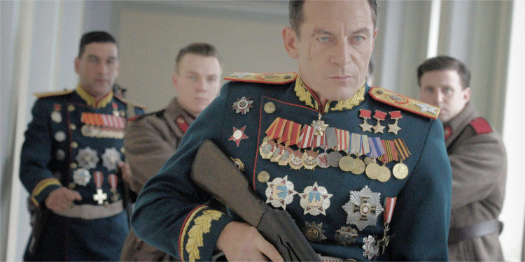 The Death of Stalin Best Movies of 2017 - HeadStuff.org