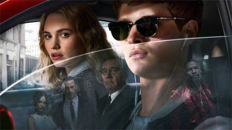 Baby Driver Best Movies of 2017 - HeadStuff.org