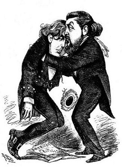 William and Oscar Wilde - headstuff.org