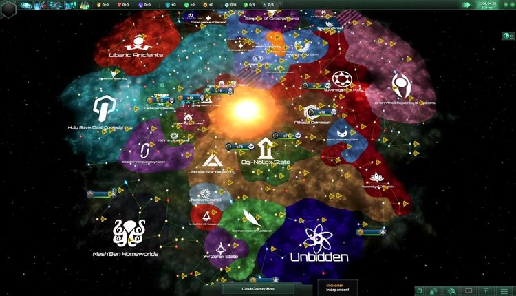 Emergent Storytelling on a Galactic Scale in Stellaris - HeadStuff