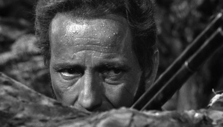 Humphrey Bogart as Dobbs in John Huston's The Treasure of the Sierra Madre - HeadStuff.org