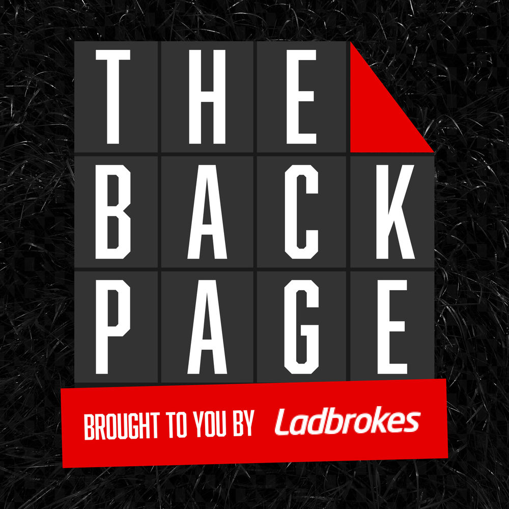 The Back Page Podcast