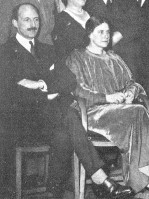 Archibald and Ismay Ramsay - headstuff.org