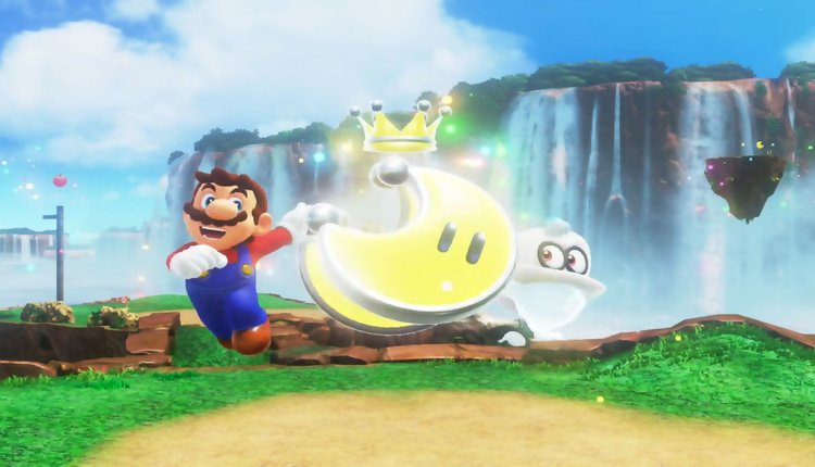 Mario Odyssey - HeadStuff.org