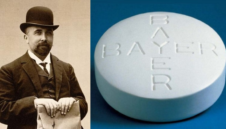 felix hoffmann and the discovery of aspirin The company went on to employ chemists to come up with innovative dyes and  products and in 1897 that's exactly what one of the chemists, felix hoffmann, did.