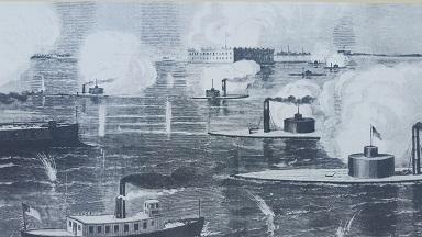The First Battle of Charleston Harbor - headstuff.org