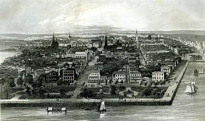 Charleston in the 1850s - headstuff.org