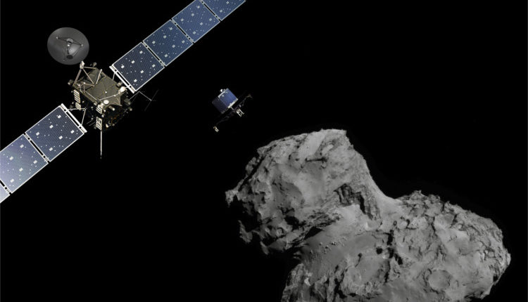 Rosetta Mission - HeadStuff.org