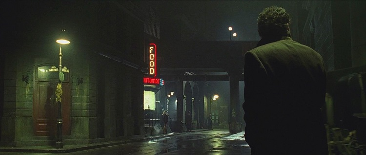 Dark City - headstuff.org