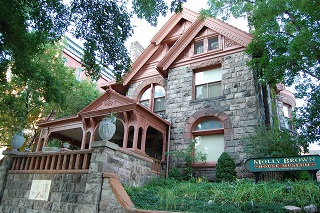 """The """"Molly Brown House"""" in Denver - headstuff.org"""