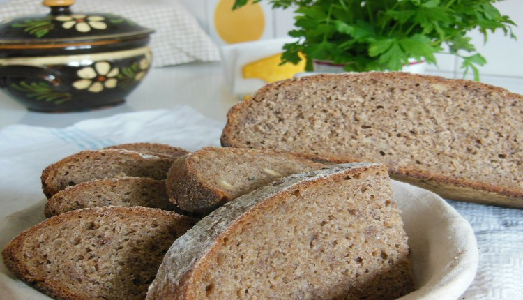 Irish Brown Bread - Headstuff.org