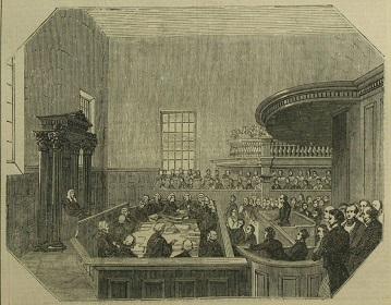 John Tawell's trial - headstuff.org