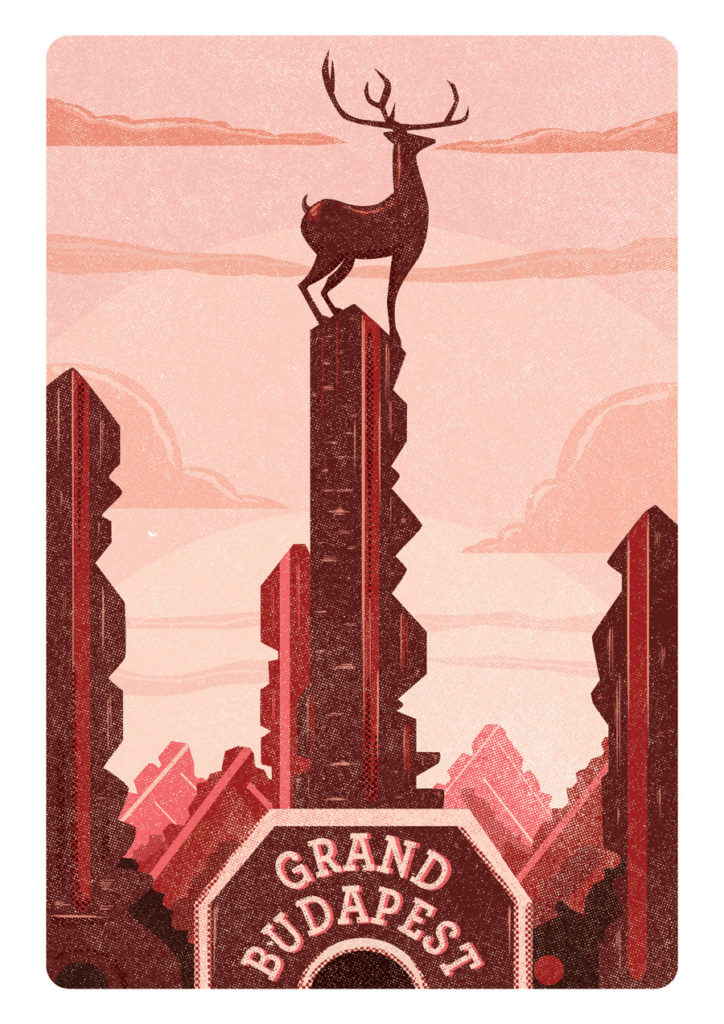 Grand Budapest by Donough O'Malley. Instagram Pick of the Week