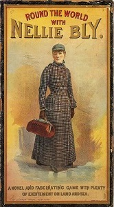 Nellie Bly's board game - headstuff.org