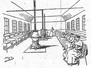 Illustration from a book by Nellie Bly - headstuff.org