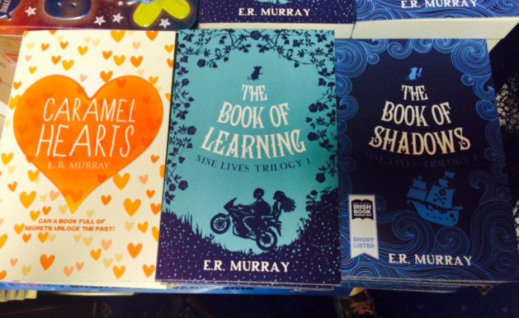 Nine Lives Trilogy E.R. Murray