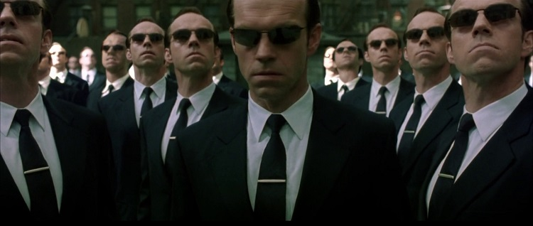 Image from The Matrix Reloaded - headstuff.org