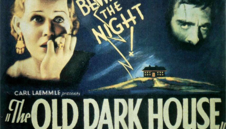 The Old Dark House - HeadStuff.org