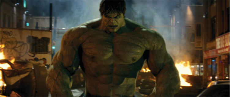 The Incredible Hulk Marvel Movies Ranked - HeadStuff.org