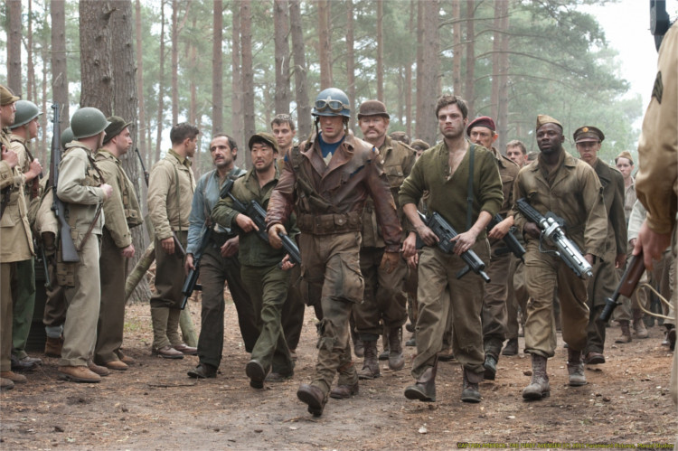 Captain America: The First Avenger Marvel Movies Ranked - HeadStuff.org