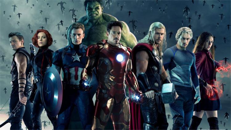 Marvel's Avengers: Age of Ultron -   (HDTN)