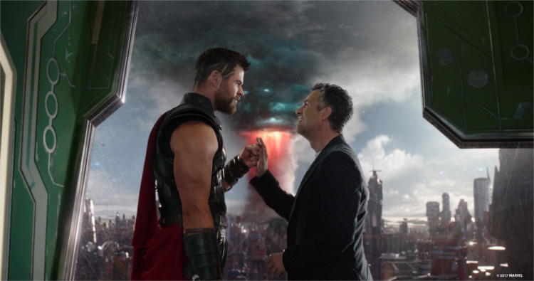 Thor: Ragnarok Marvel Movies Ranked - HeadStuff.org