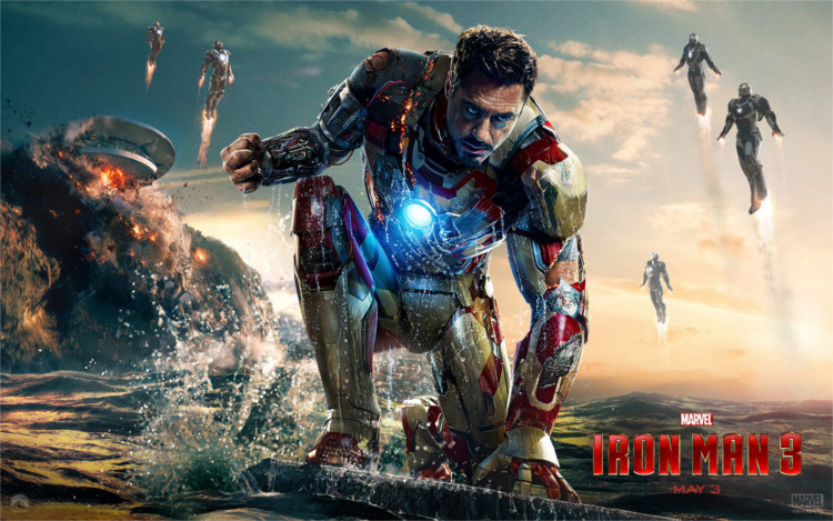 Iron Man 3 Marvel Movies Ranked - HeadStuff.org