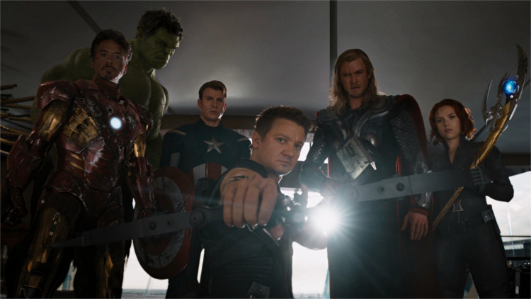 The Avengers Marvel Movies Ranked - HeadStuff.org