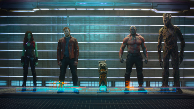 Guardians of the Galaxy Marvel Movies Ranked - HeadStuff.org