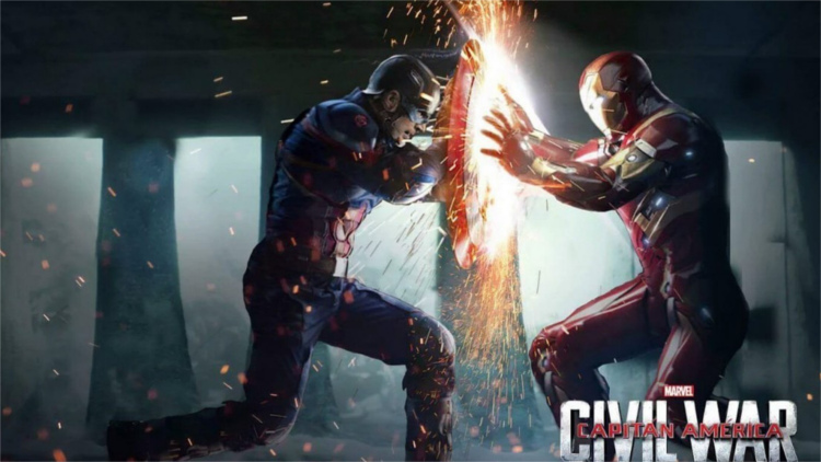 Captain America: Civil War Marvel Movies Ranked - HeadStuff.org