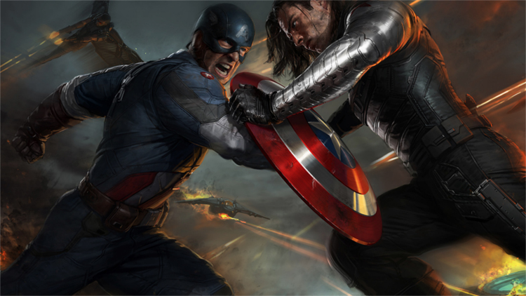 Captain America: The Winter Soldier Marvel Movies Ranked - HeadStuff.org