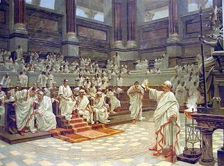 The senate of Rome - headstuff.org