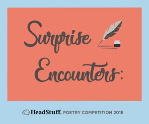 HeadStuff Poetry Competition 2018