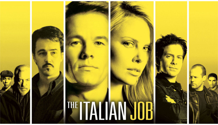 A Memorable Mini Commercial The Italian Job Reviewed At 15 Headstuff