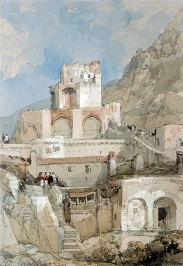 The old moorish castle on Gibraltar - headstuff.org