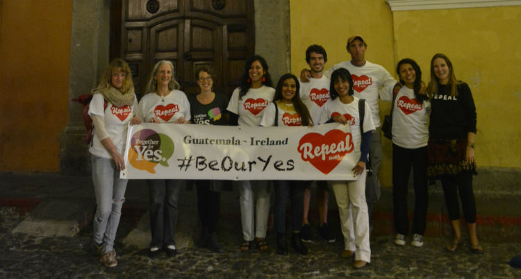 Repeal from abroad - HeadStuff.org