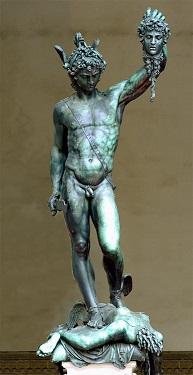 Cellini's Perseus - headstuff.org