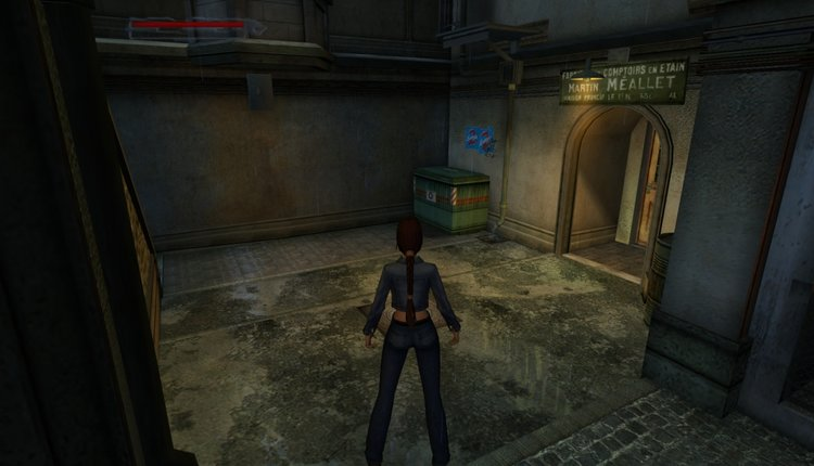 Tomb Raider: Angel of Darkness - HeadStuff.org