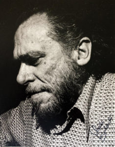 Interview with Abel Debritto on Charles BukowskiInterview with Abel Debritto on Charles Bukowski