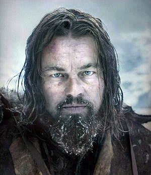 Leonardo DiCaprio as Hugh Glass - headstuff.org